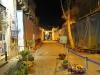 Checkpoint Ledra Street Nikosia bei Nacht