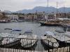 Alter Hafen in Girne (Kyrenia) im Norden der Insel
