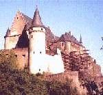 Vianden / Luxemburg