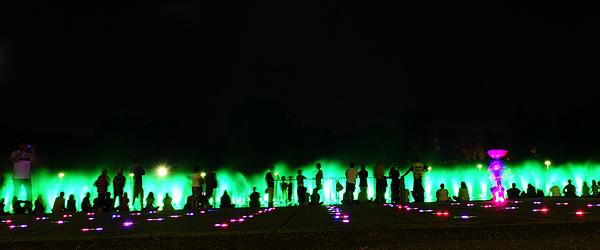Fontana Multimedialna Wrozław