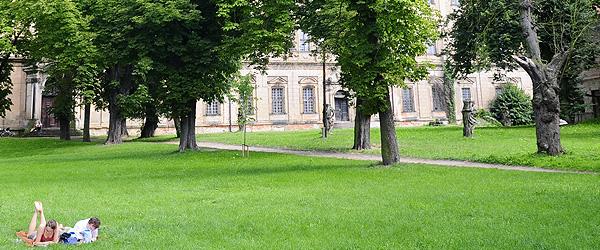 Lubiąż, Kloster Leubus