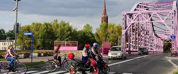 Oderbrücke Głogow